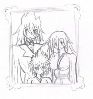 Family Portrait by KingDarkCatastrophe