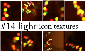14 100x100 light icon textures by SunnyGirl33