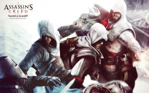 Assassin's creed game by Peace4all