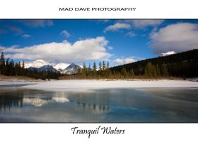 Tranquil Waters by mad1dave