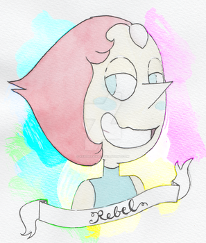 Pearl the Rebel by kendravixie