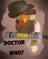 Doctor Whoot? by TwistedGale