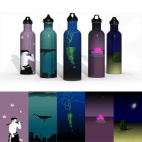 TMC Water Bottles by Facial-Tic