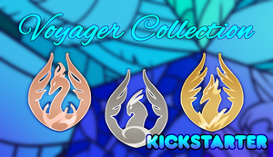 Kickstarter: Voyager Collection LIVE by IridescentMirage