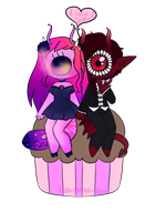 [cupcake] - ZarozAestoth [1/2] by hello-planet-chan