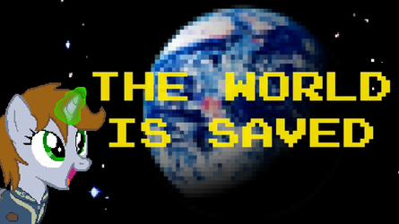 The World Is Saved: PMV by Oreh07