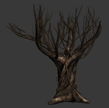 Tree by bhekbhek