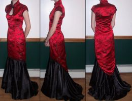 Prom Dress 2007 by LLBeanie
