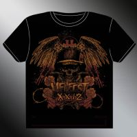 HELLFEST 2012 - T-SHIRT model (UNRELEASED) by stan-w-d