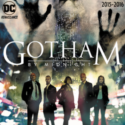 Gotham By Midnight by DCTrad