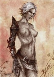 If Fenris was a girl, part 2 by Agregor