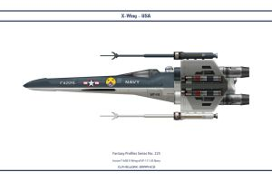 Fantasy 225 X-wing VF-111 by WS-Clave