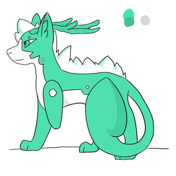 {OPEN}  OTA (offer to adopt) Jade by an0nym0usW01f