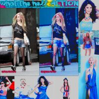What The Hell Action by PartyWithTheStars