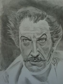 The Master Vincent Price by JuanCMendez