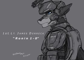 '1st Lt. James Derreck' by WMDiscovery93