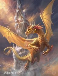 Gilthias, the Golden Dragon