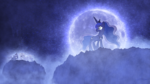 For the Mare Who Has Everything (Luna Version) by Jamey4
