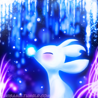 Ori - Ori and The Blind Forest by YukiSamui