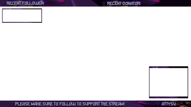 Professional General Overlay - Example by Aenier