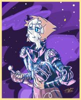 Knight Pearl by DomeGiant