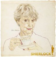 Mrs Hudson 2 by 403shiomi