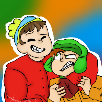 South park by FreakShow150