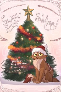 Happy Holidays by kyander