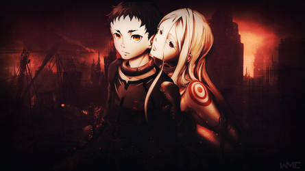 Deadman Wonderland Wallpaper by WhosMrChicken