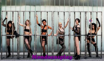 Chicago - The Cell Block Tango by piperina