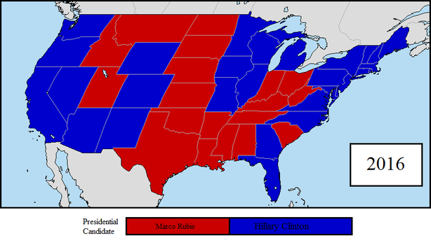 Electionmap Explore Electionmap On DeviantArt - Map of us by red or blue 2016