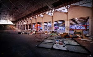 Abandoned Factory 1 by ericbayard