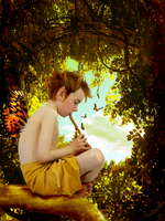 Fairy Flute by AntonellaB