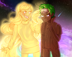 We're Stars! by Flasho-D