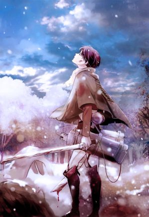 Come back   ? [Levi x Reader] (Attack on Titan) by sky-midnight on