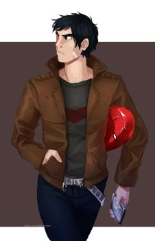 0722-Red Hood by mad-m