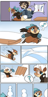 COM-TA Entry: Fresh Snow by PillowRabbit