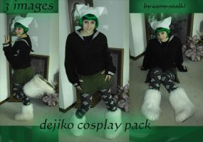 dejiko cosplay pack by carro-stalk