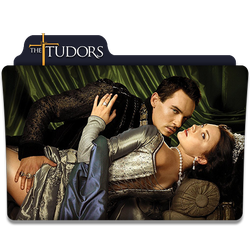 The Tudors : TV Series Folder Icon v7 by DYIDDO
