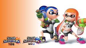 Smashified - Inkling Wallpaper by TheExodude