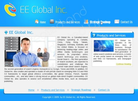 EE Global Inc. by iodic
