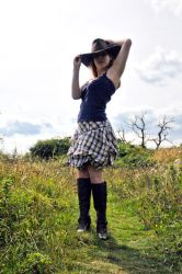 Cowgirl VI by Little-Princess-Kate