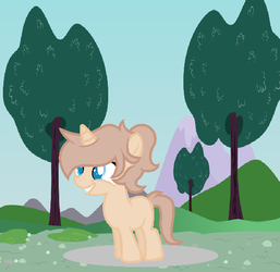 Ellie the Unicorn by theponygaming