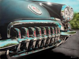 When Vettes Had Chrome by itva