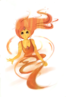 Oh Flame Princess by Harukaruru