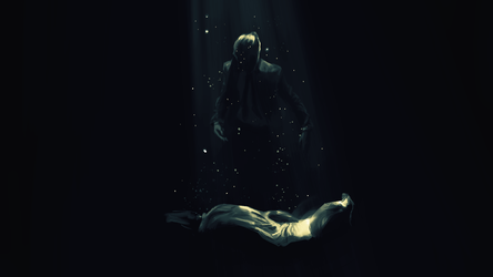 You Where Never Really Here Underwater by SpeakLike-a-Child