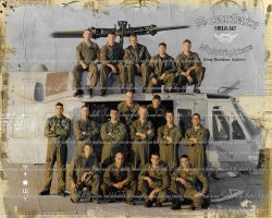 Scarface Aircrew by doverby