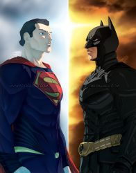 The World's Finest by theCHAMBA