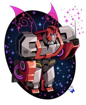 Ironhide fairy by TheButterfly