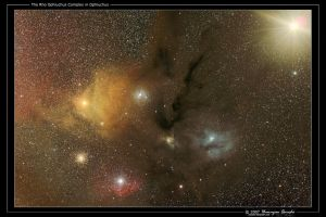 The Rho Ophiuchus Complex by octane2